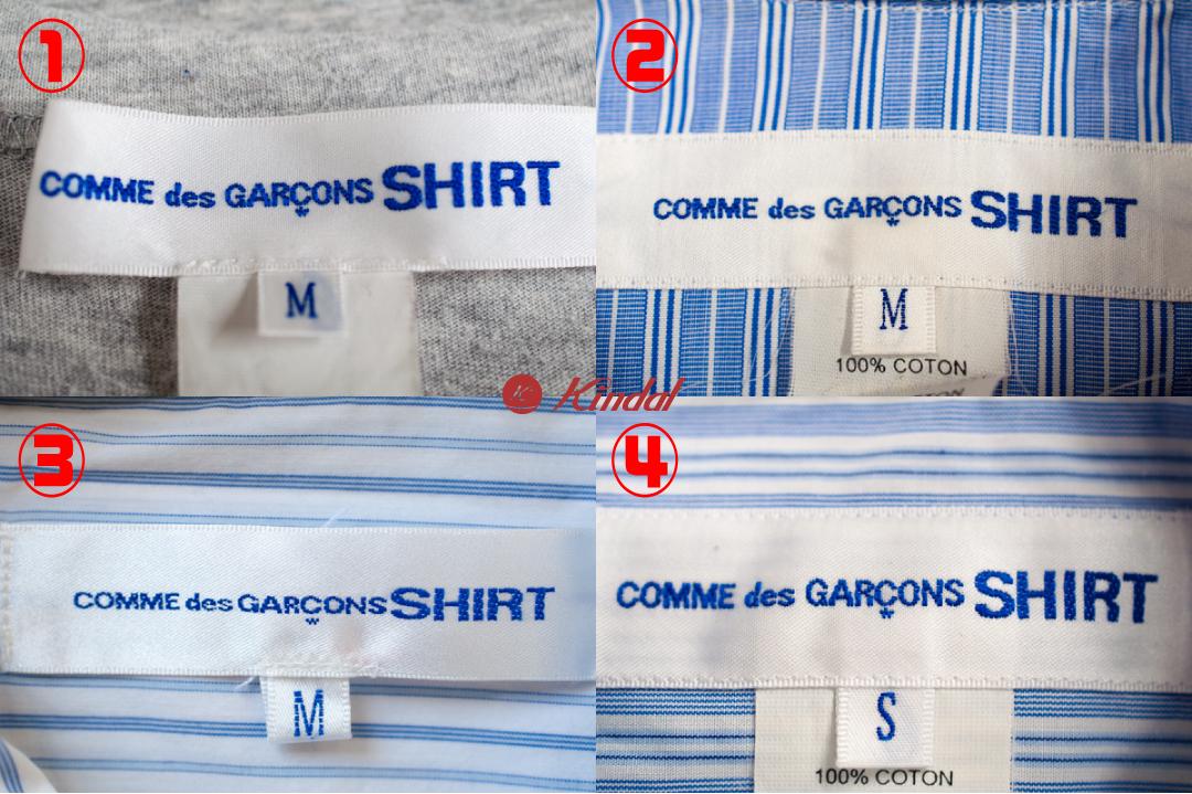 ギャルソンシャツ